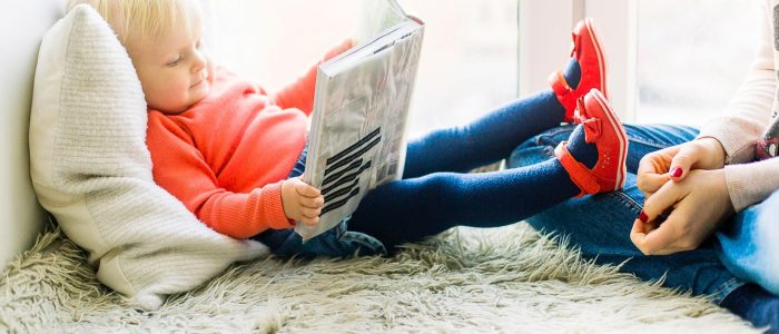 how to teach a toddler to read